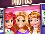 Disney Photo Booth
