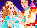 Disney Princess Wedding Dance Dress Up