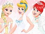 Disney Princess Wedding Festival Dress Up