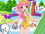 Dream Water Park Dress Up