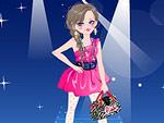 Dresses Show Contest Dress Up