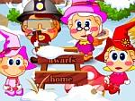 Dwarfs Winter Home