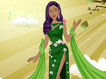 Earth Fairy Dress Up