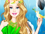 Earth Princess Dress Up