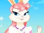 Easter Bunny Beauty Dress Up