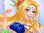 Ellie Pearl Princess Makeover