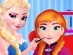 Elsa Makeup Artist