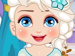 Elsa Royal Ball Slacking