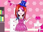 Emo Lolita Dress Up