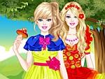 Enchanted Princess Dress Up