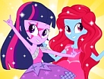Equestria Girls - Rainbow Rocks Meets Disney