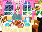 Family Dinner Decoration