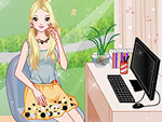 Fashion IT Girl Dress Up