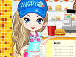Fast Food Cutie Dress Up 2
