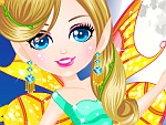 Firefly Fairy Dress Up