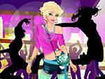Flashdance Style Dress Up