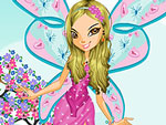 Flora Fairy Dress Up