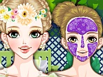 Floral Fashion Makeover 2