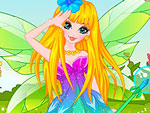 Flower Fairy Dress Up 2
