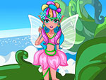 Flower Fairy Hairstyles Dress Up