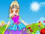 Flower Princess Dress Up 2