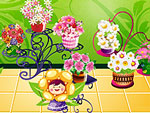 Flowers and Fairies Decoration