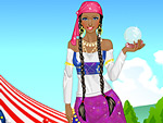 Fortune Princess Dress Up