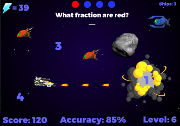 Fraction Fighters | Naming Fraction, Adding, Subtracting, Multiplying, and Dividing Fractions
