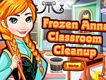 Frozen Anna Classroom Clean Up