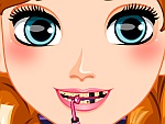 Frozen Anna Dentist