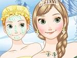 Frozen Anna Makeover 2
