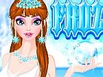 Frozen Princess Dress Up