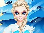 Frozen Princess Stylish Dress Up