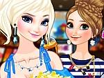 Frozen Sisters in Cinema