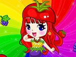 Fruits and Vegetables Large Operations Dress Up