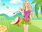 Frutilicious Style Dress Up
