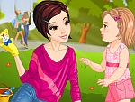 Funny Mom Dress Up