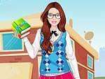 Geek Girl Dress Up 2
