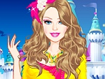 Girl Fashion Fairytale Dress Up