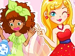 Girls Go Fashion Party Dress Up