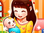 Give Birth to a Cute Baby