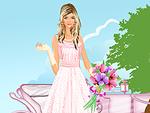 Glamorous Bride Dress Up