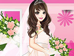 Gorgeous Bride Dress Up 3