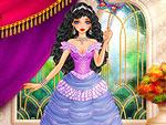 Gorgeous Princess Dress Up