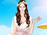 Greek Inspired Dress Up