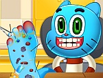 Gumball Foot Doctor