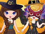 Halloween Costume Shopping Dress Up