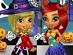 Halloween Doli Party Dress Up