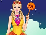 Halloween Doll Dress Up