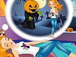 Halloween Dreams Dress Up
